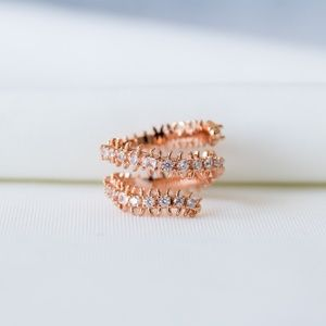 Kendra Scott Beck Band Ring In Rose Gold
